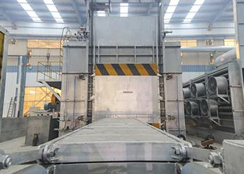 Aluminum Based Alloy Plant Cooling Equipment